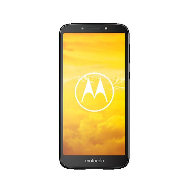 Motorola E5 Play 16Gb - Negro