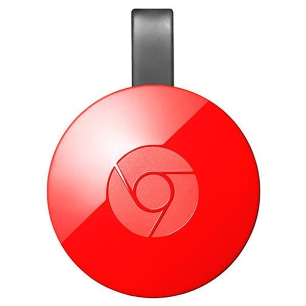 Google Chromecast 2 Rojo