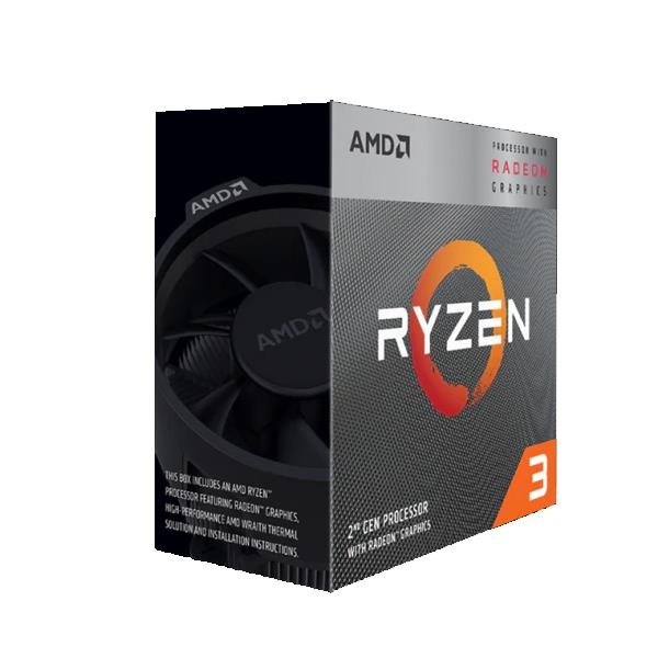 Microprocesador Amd (Am4) Ryzen 3 3200G