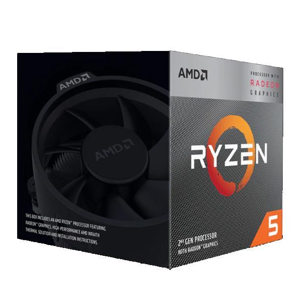 Micro Amd (Am4) Ryzen 5 3400G Radeon Rx Vega11