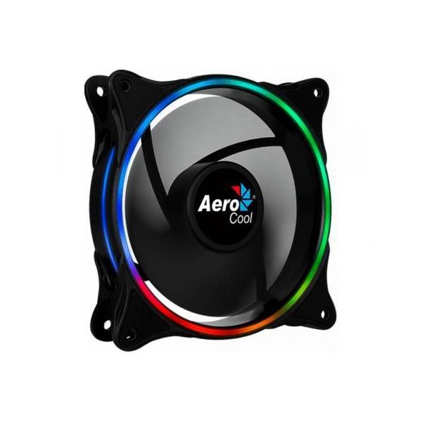 Fan Aerocool Eclipse 12 ARGB - Dual ring.