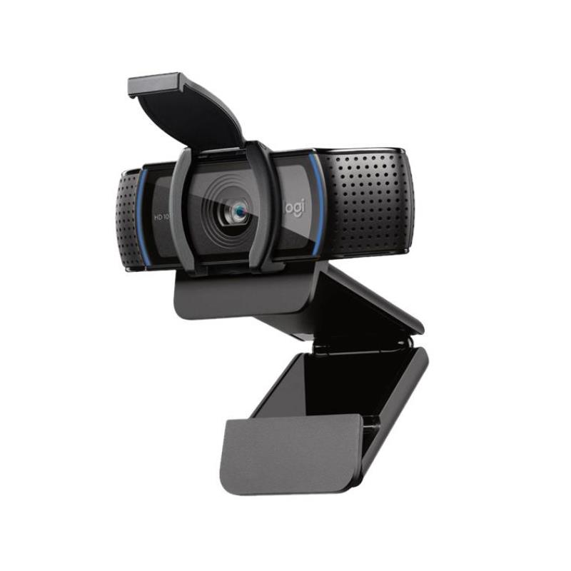 CAMARA WEBCAM LOGITECH PRO HD C920S  (PN:960-001257)