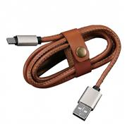 Cable Usb Lightning Iphone Mallado Refo