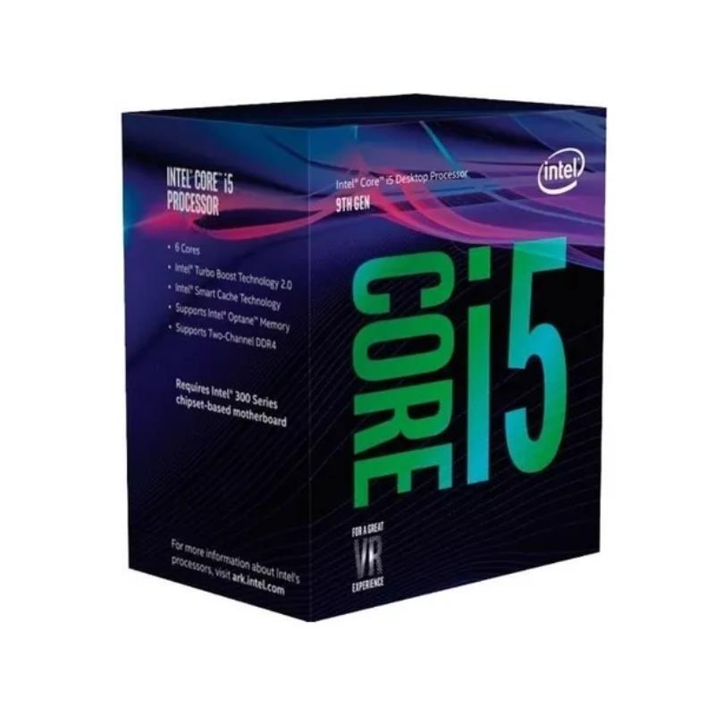 Micro Intel 1151 I5-9400 Coffee Lake Video Intel 630.