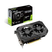 VIDEO PCIE ASUS TUF GTX1650S O4GB-DVI,