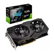 VIDEO PCIE ASUS GTX DUAL 1660S 6GB EVO
