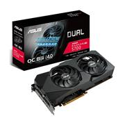 VIDEO PCIE ASUS DUAL RX5700 O8GB EVO DV