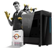 Pc Gamer Gigabyte Athlon 3000g B350 Free Dos