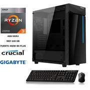 Pc Gamer Gigabyte Ryzen 3 3200g B350 4g