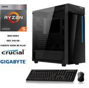 Pc Gamer Gigabyte Amd Ryzen 5 3400g B35