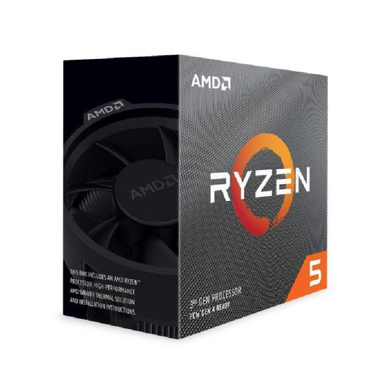 Micro Amd Am4 Ryzen 5 3600 36Ghz 6 Core PnYd100-100000031Box.