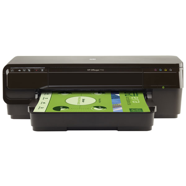 Impresora Hp Tinta Officejet 7110