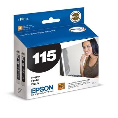 Epson Original T115126-Al Negro Stylus Offfice
