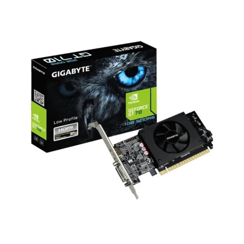Placa Gigabyte GT 710 1GB GDDR5