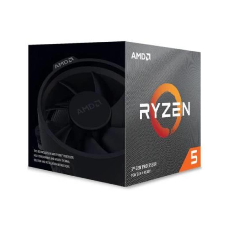 Micro Amd Am4 Ryzen 5 3600XT  4.5Ghz 6 Core.