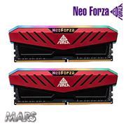Memoria Udimm Neo Forza Rgb Mars Red 16