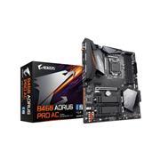 Mother Intel (LGA1200) Gigabyte B460 Aorus Pro AC (Rev 10)