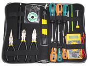 Kit de Herramientas P/Tecnico Electroni