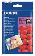 Papel Fotografico Brother Bp61Glp X 20