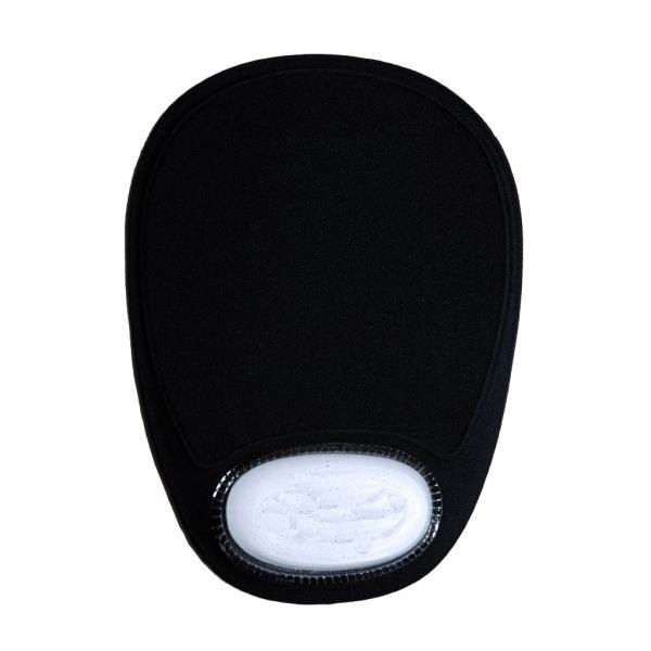 Pad Mouse Samba Skin Cristal Negro