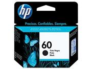 Cartucho Original HP Cc640Wl (60) Negro