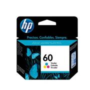 Cartucho Original HP Cc643Wl (60) Trico