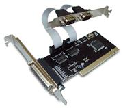 Placa Pci 2 X Serial 1 X Paralelo Encor